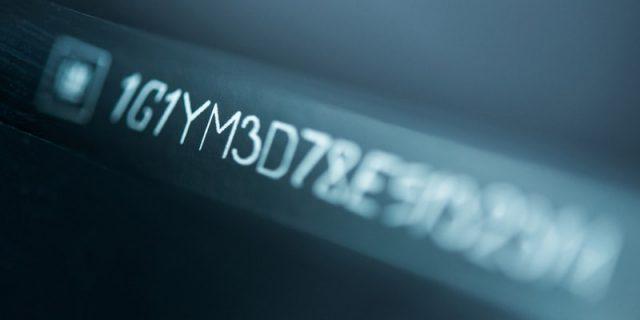 Vehicle Identification Number (VIN)