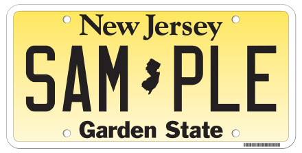 New jersey vehicle license plate search nj plate number for New jersey department of motor vehicles phone number
