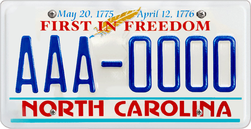 License plate lookup in North Carolina | Check any NC Plate