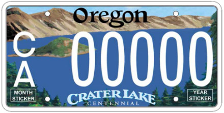 Oregon License Plate Lookup | OR Plate Number Check