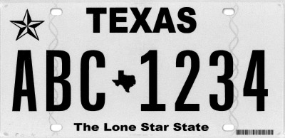 Texas License Plate Search  LicensePlateNumbernet